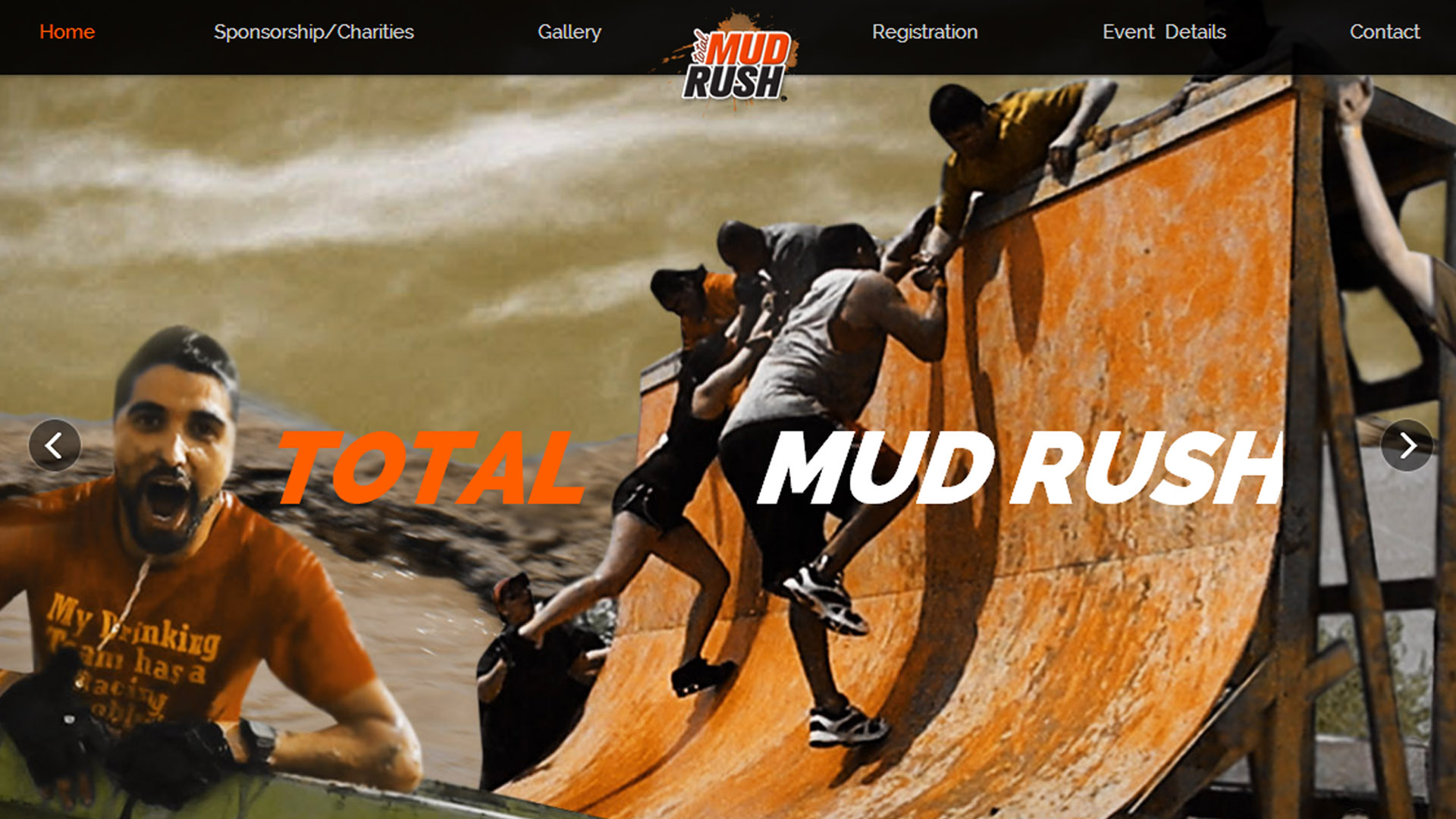 total mud rush